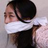 斉藤優奈-初めての緊縛猿轡-その2