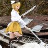 BLAZE魔法少女☆巴マミイメージコスプレ写真集